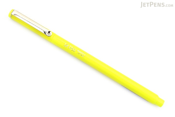 MARVY USHIDA - TIRALINEAS - LePen 0,3mm - fluor yellow