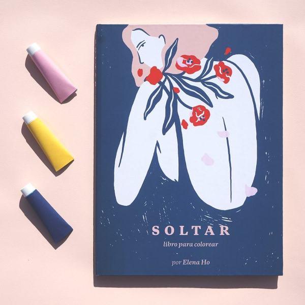 "Libro ""SOLTAR"" por Elena Ho"