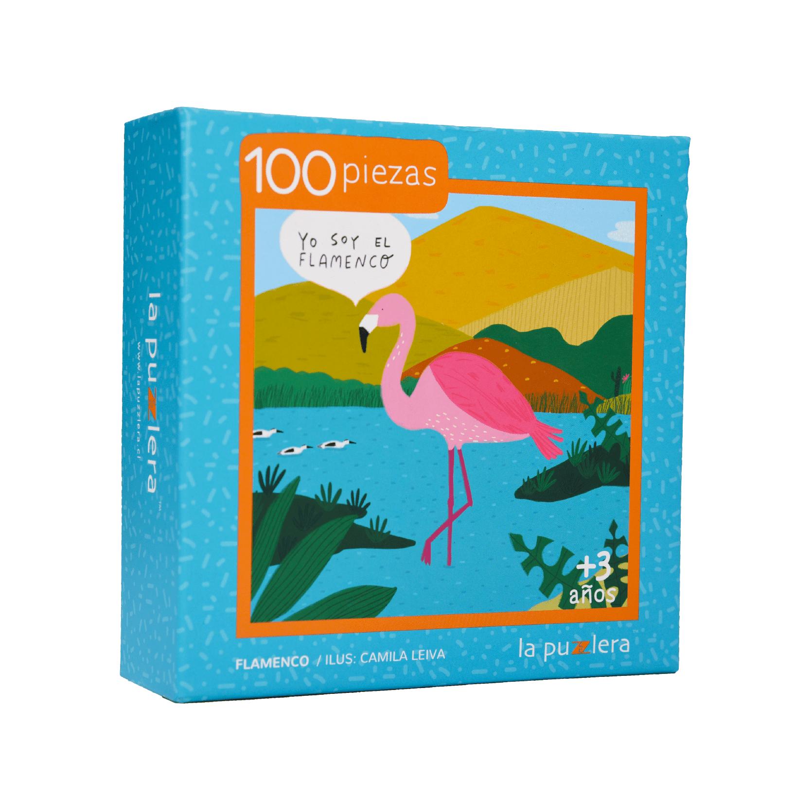 Puzzle Flamenco 100 Piezas
