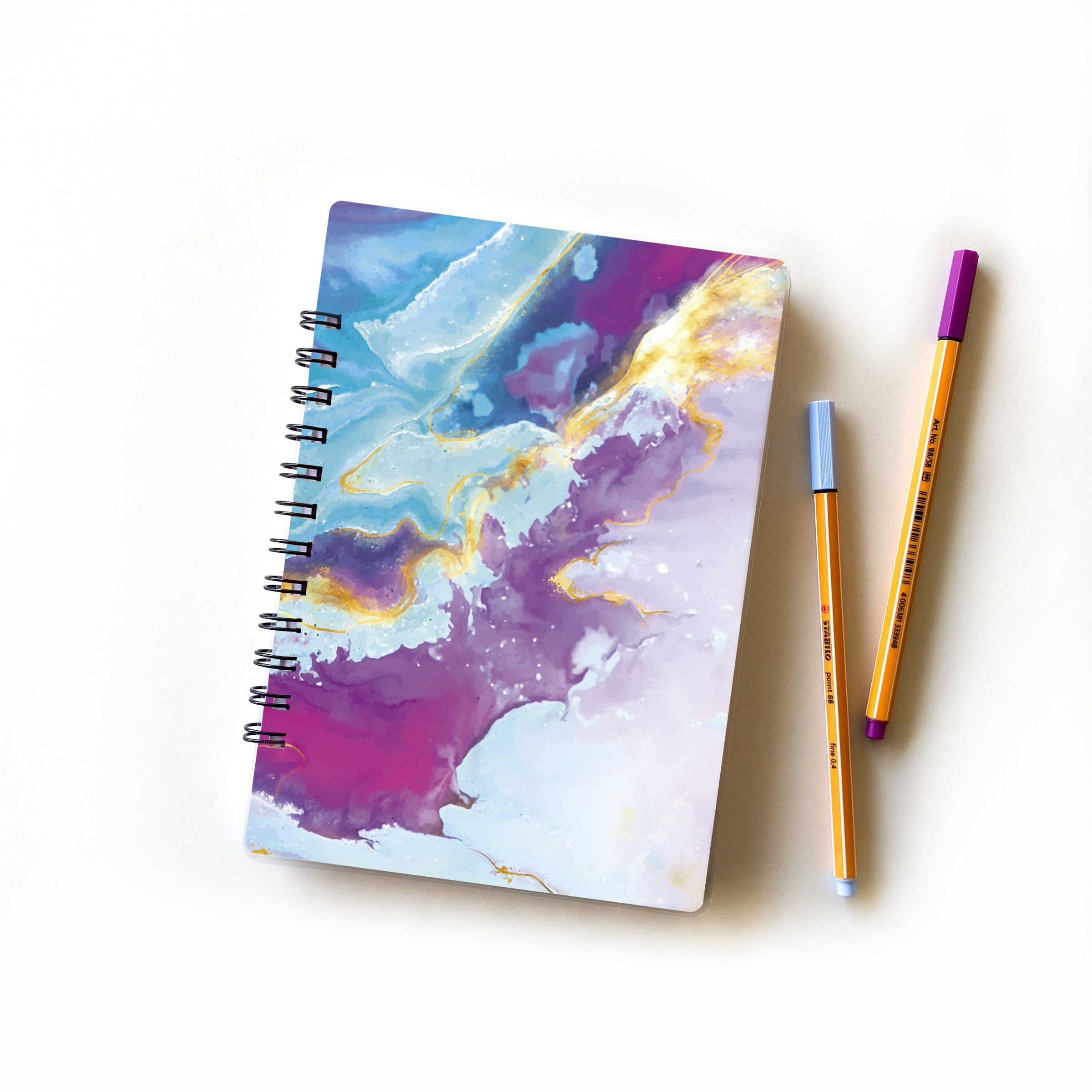 PLANNER MIX GALAXIA