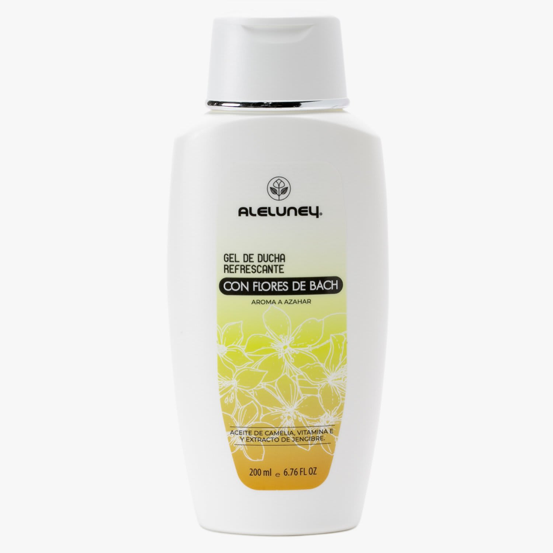 Gel de ducha refrescante aroma azahar 200 ml
