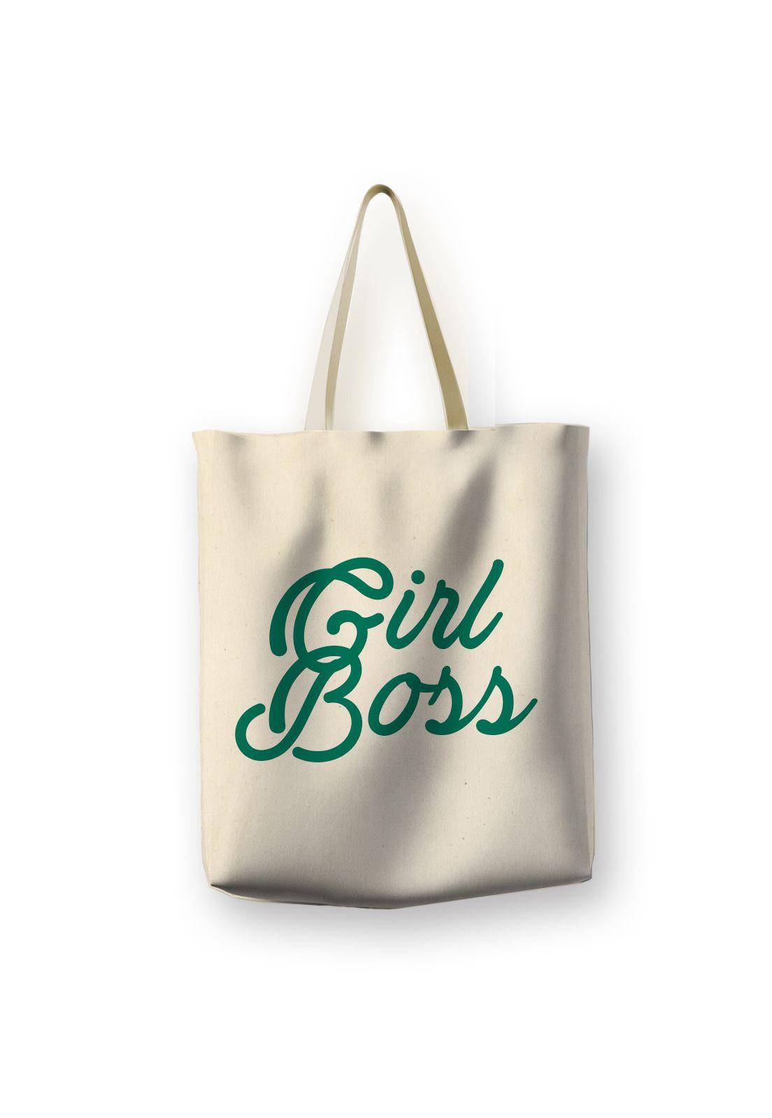 Tote Girl Boss