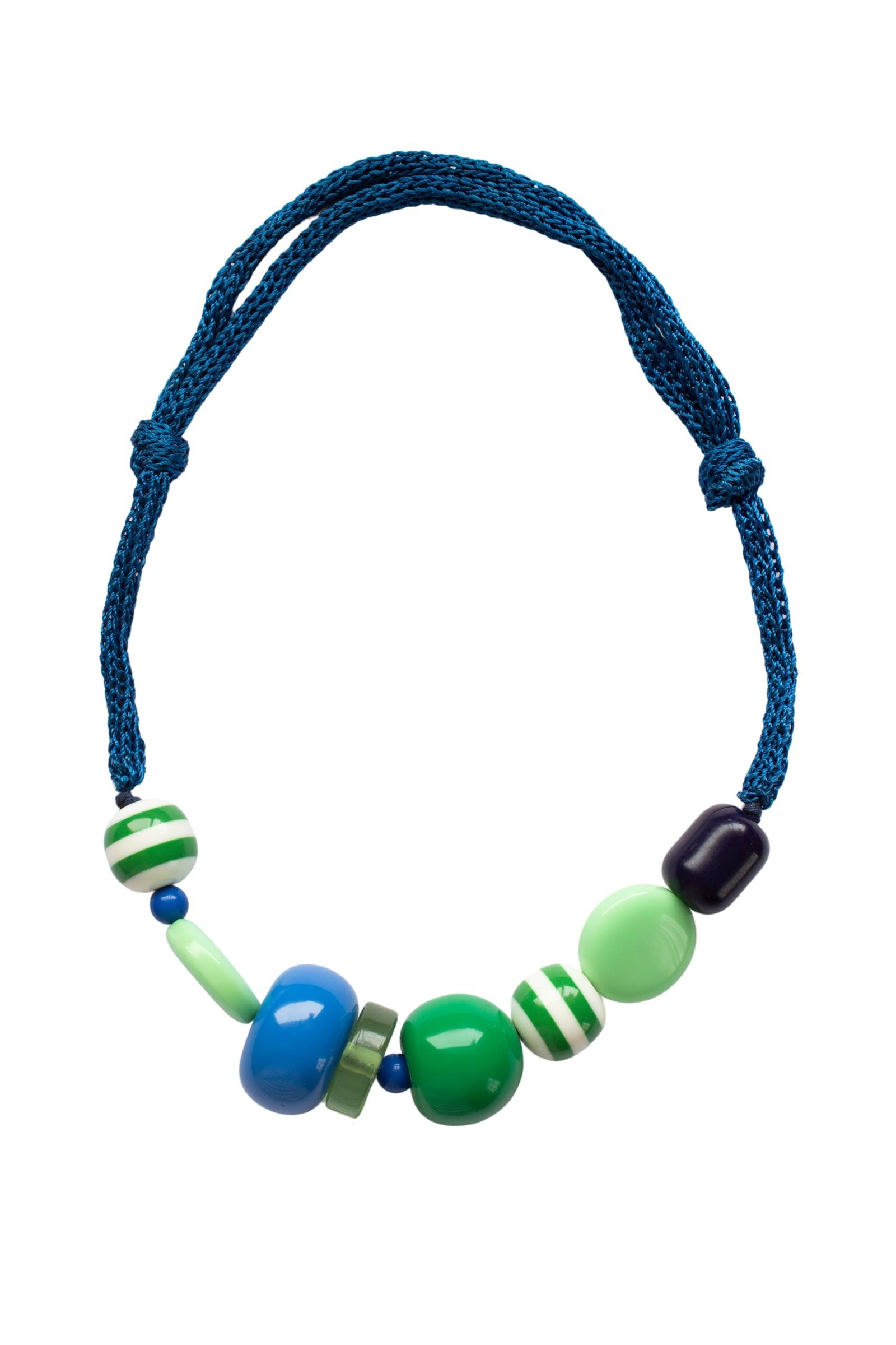 Collar Greta Azul - Galga