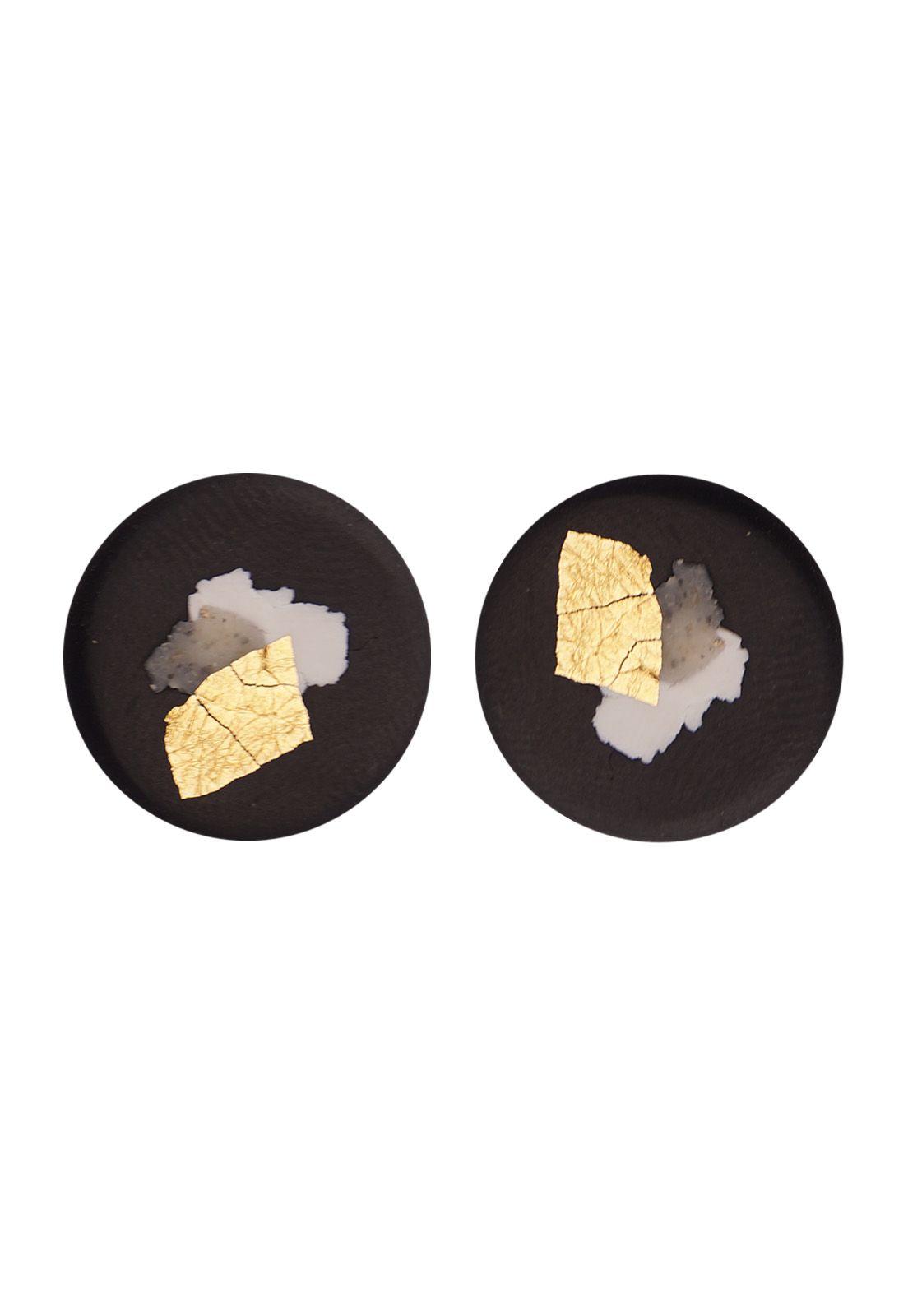 Aro Simple Black Gold
