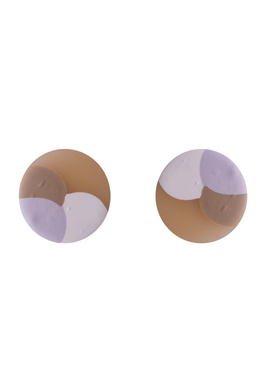 Aro Simple Pastel Lunares