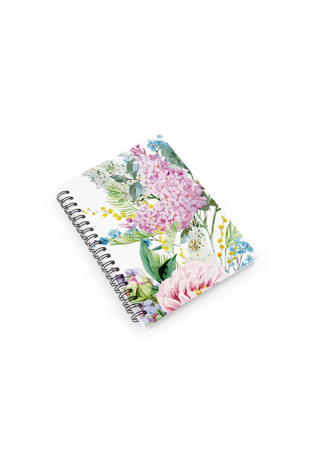 Cuaderno S Hortensias