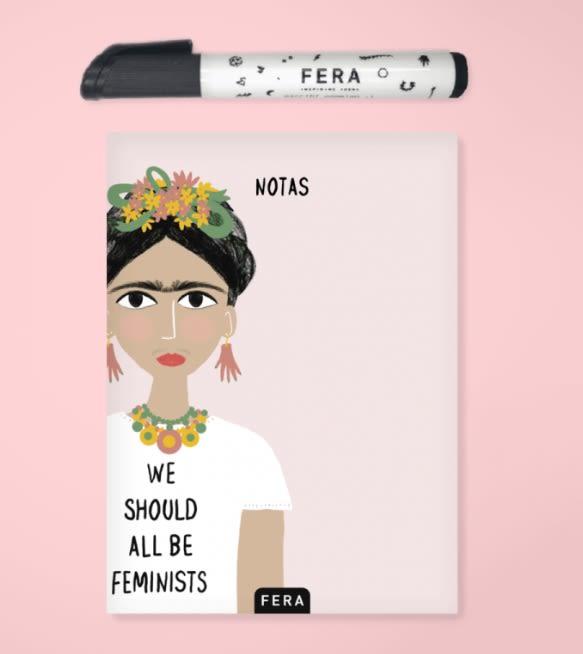 Iman Notas Frida - ENRIKETA