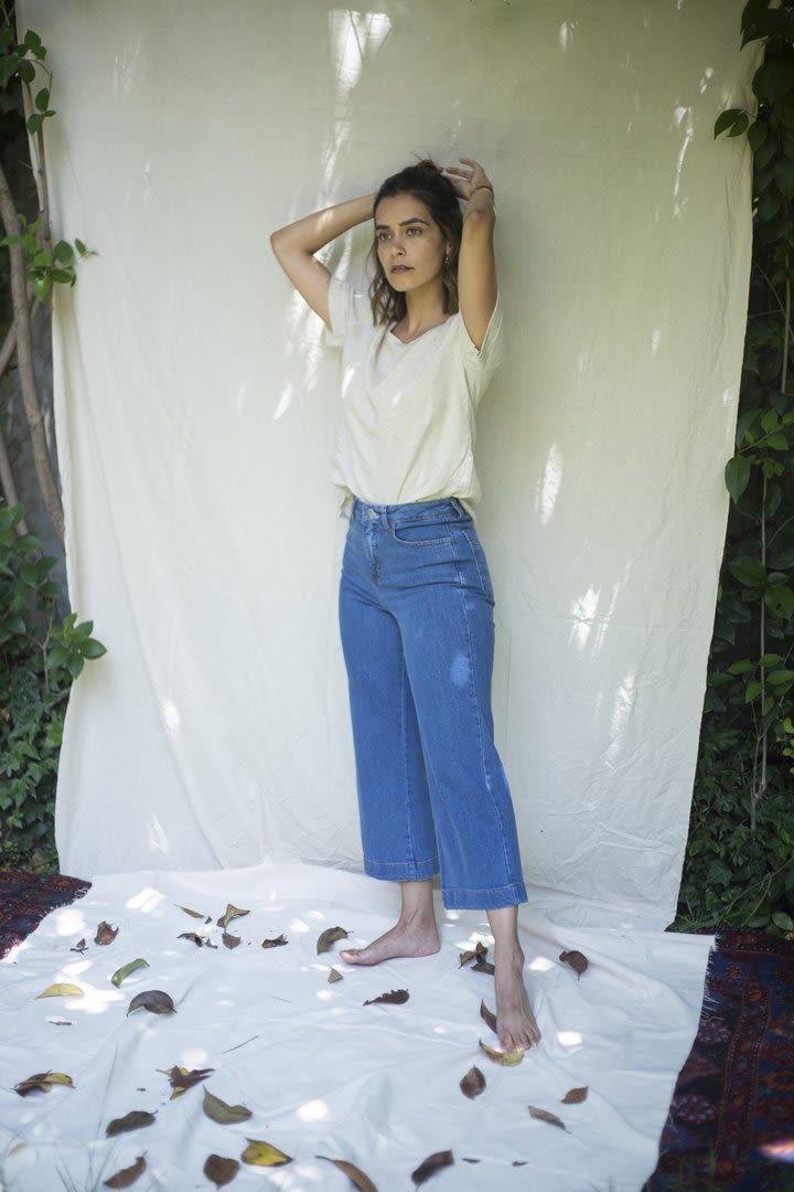 Jeans Cassis Azul