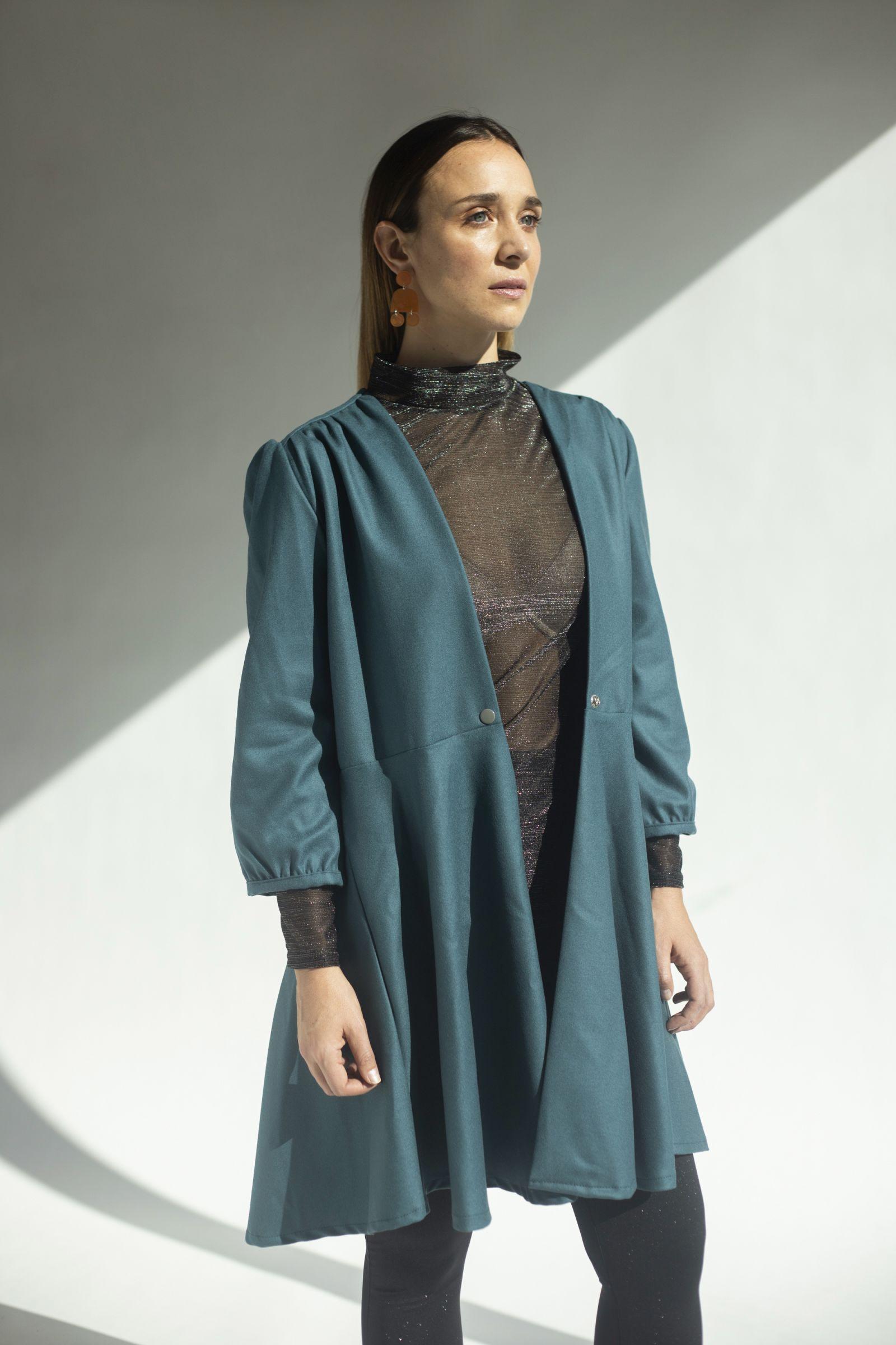 Vestido tapado Beauty - Loreto Correa