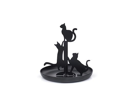 Joyero gato negro
