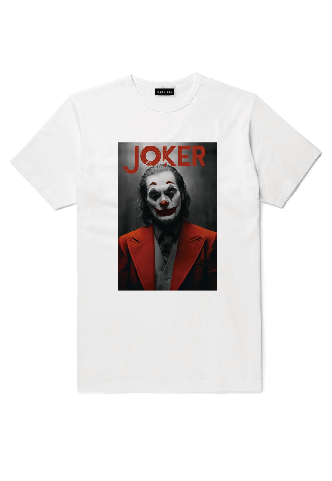 Polera Joker - The Outsider