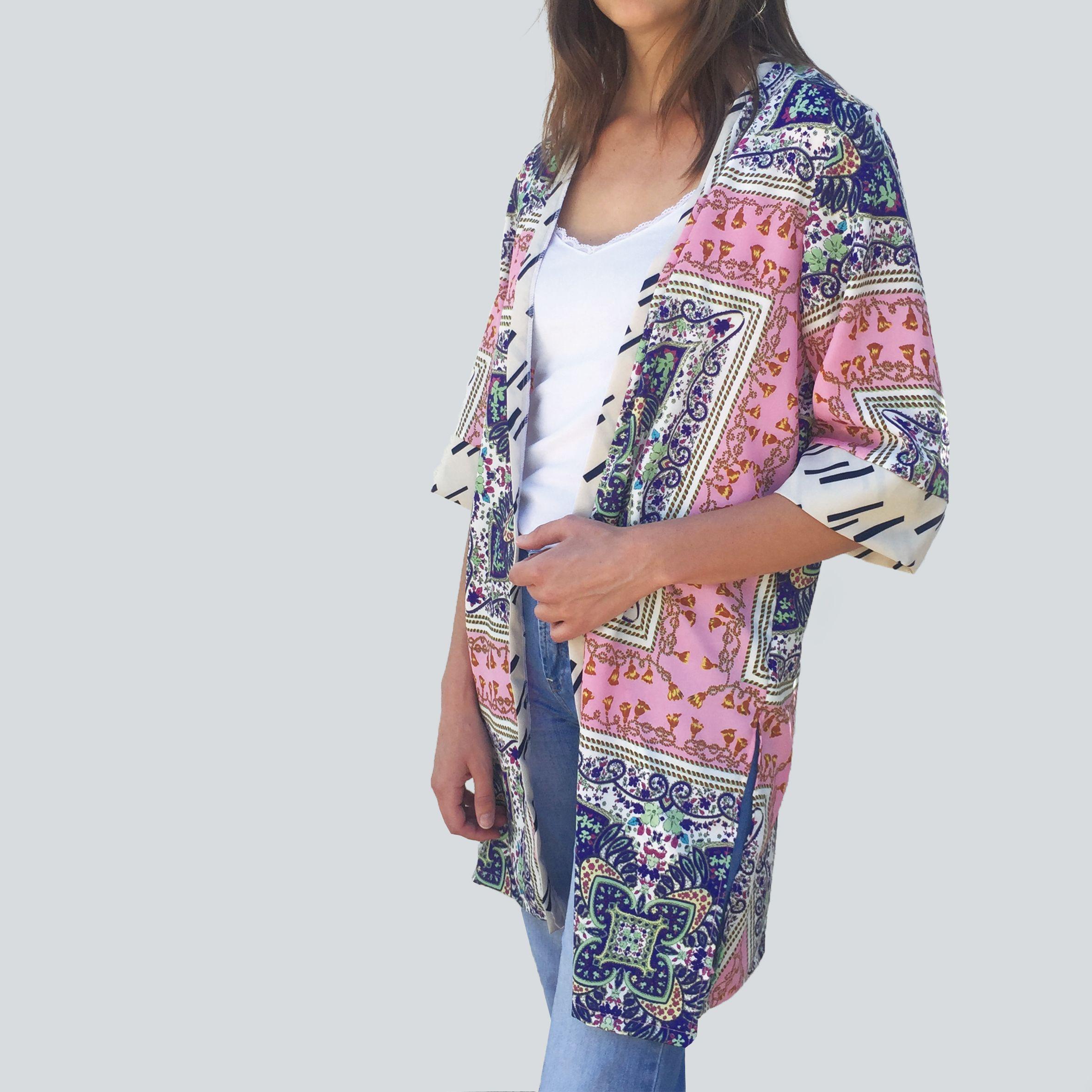 Kimono Pink