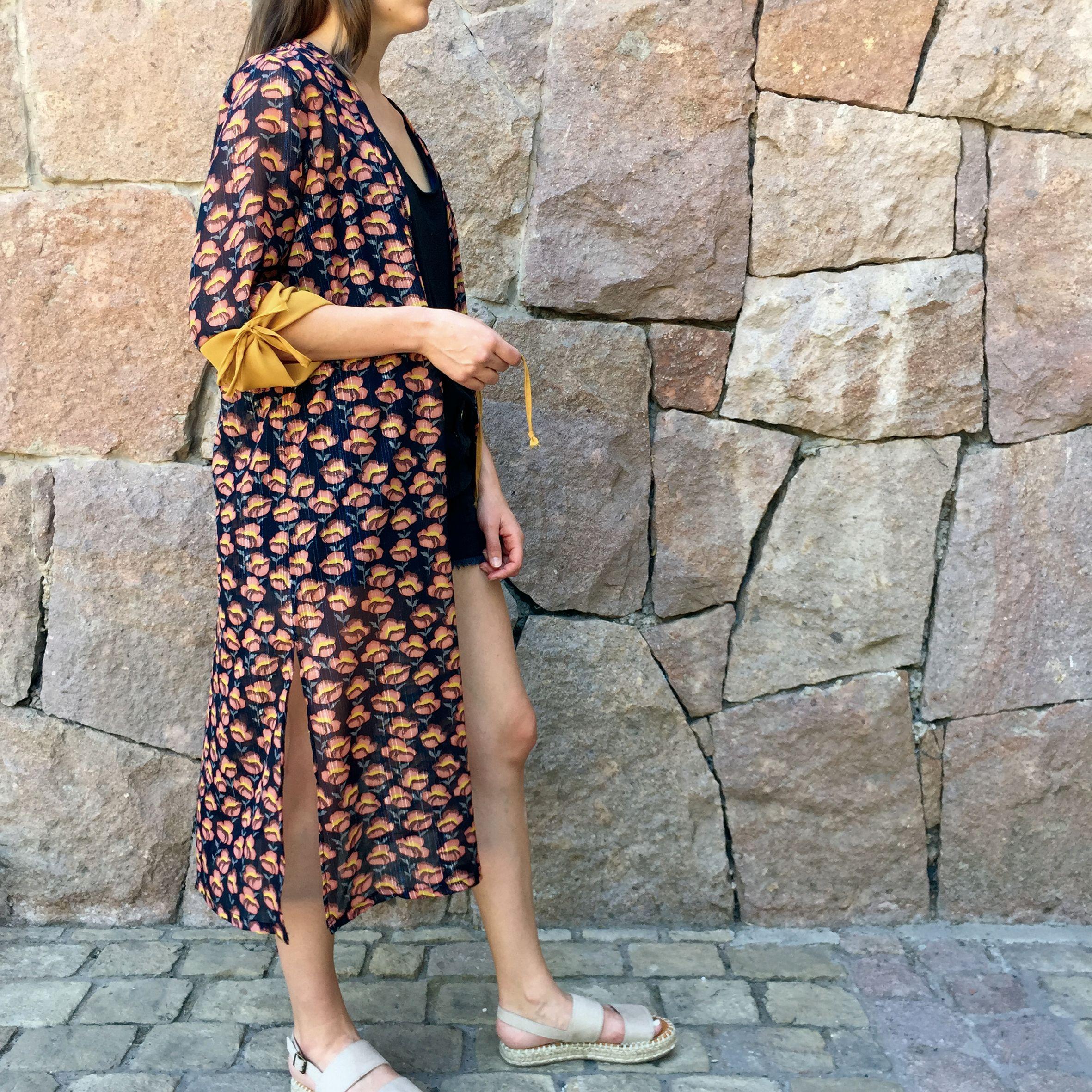 Kimono Gaza Luz