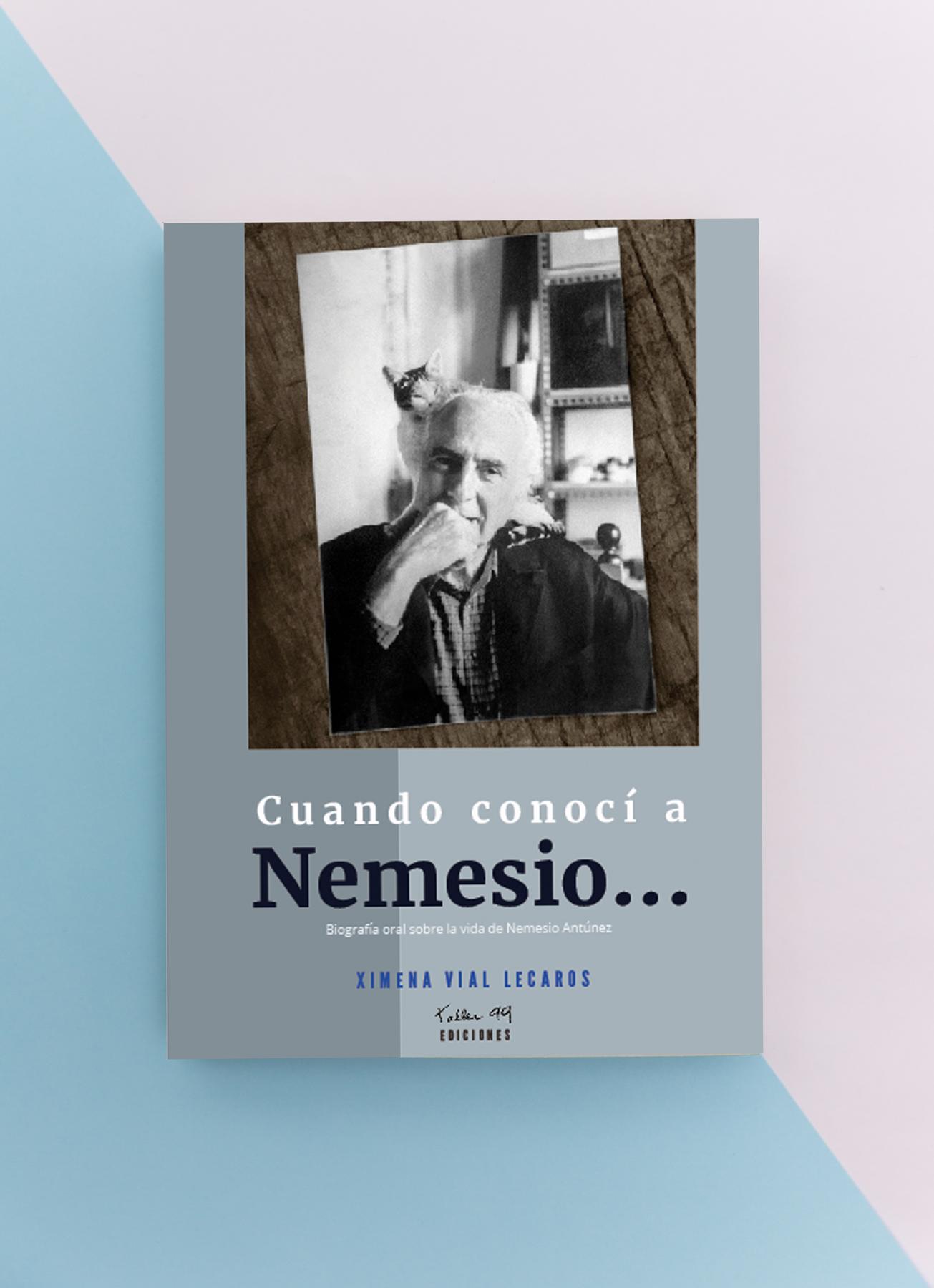Libro: Cuando Conocí a Nemesio