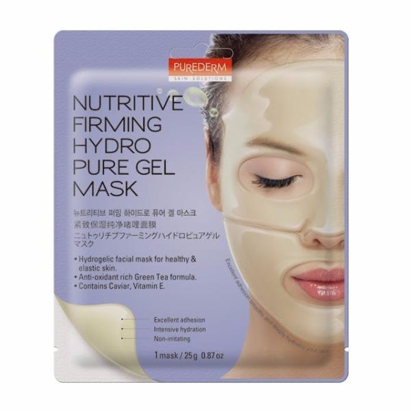 Nutritive Firming Hydro Pure Gel Mask