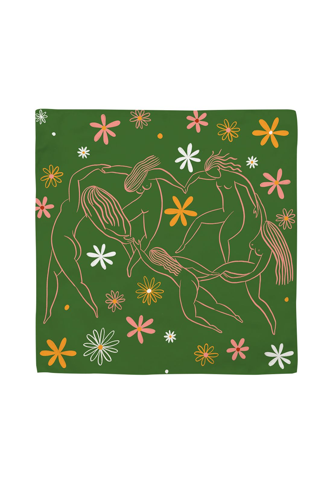 PA?UELO MATISSE LADIES IN GREEN