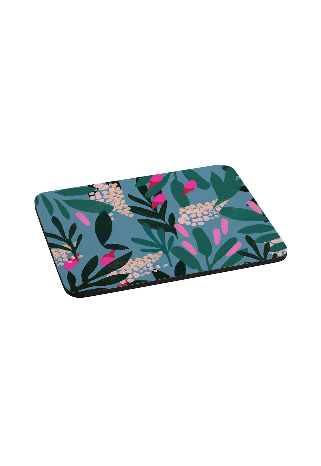 Mouse pad Flores Contraste