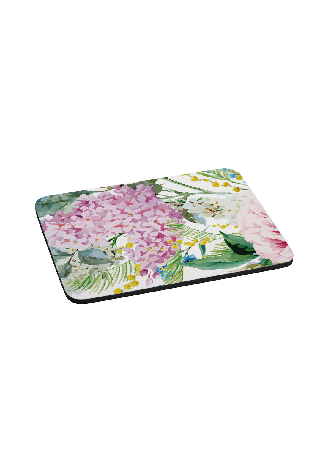 Mouse Pad Hortensias