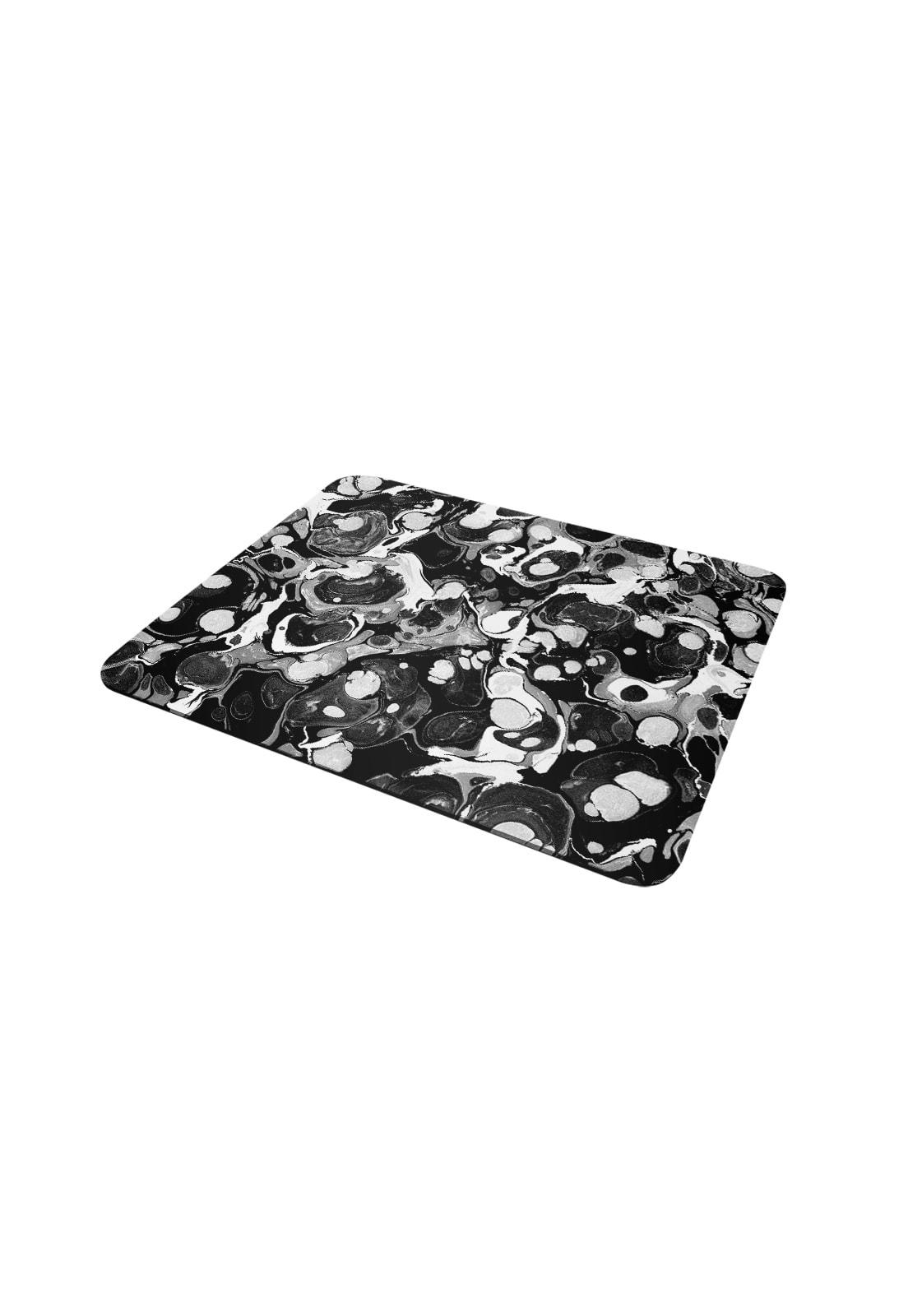 Mousepad Marmolado Negro WARA