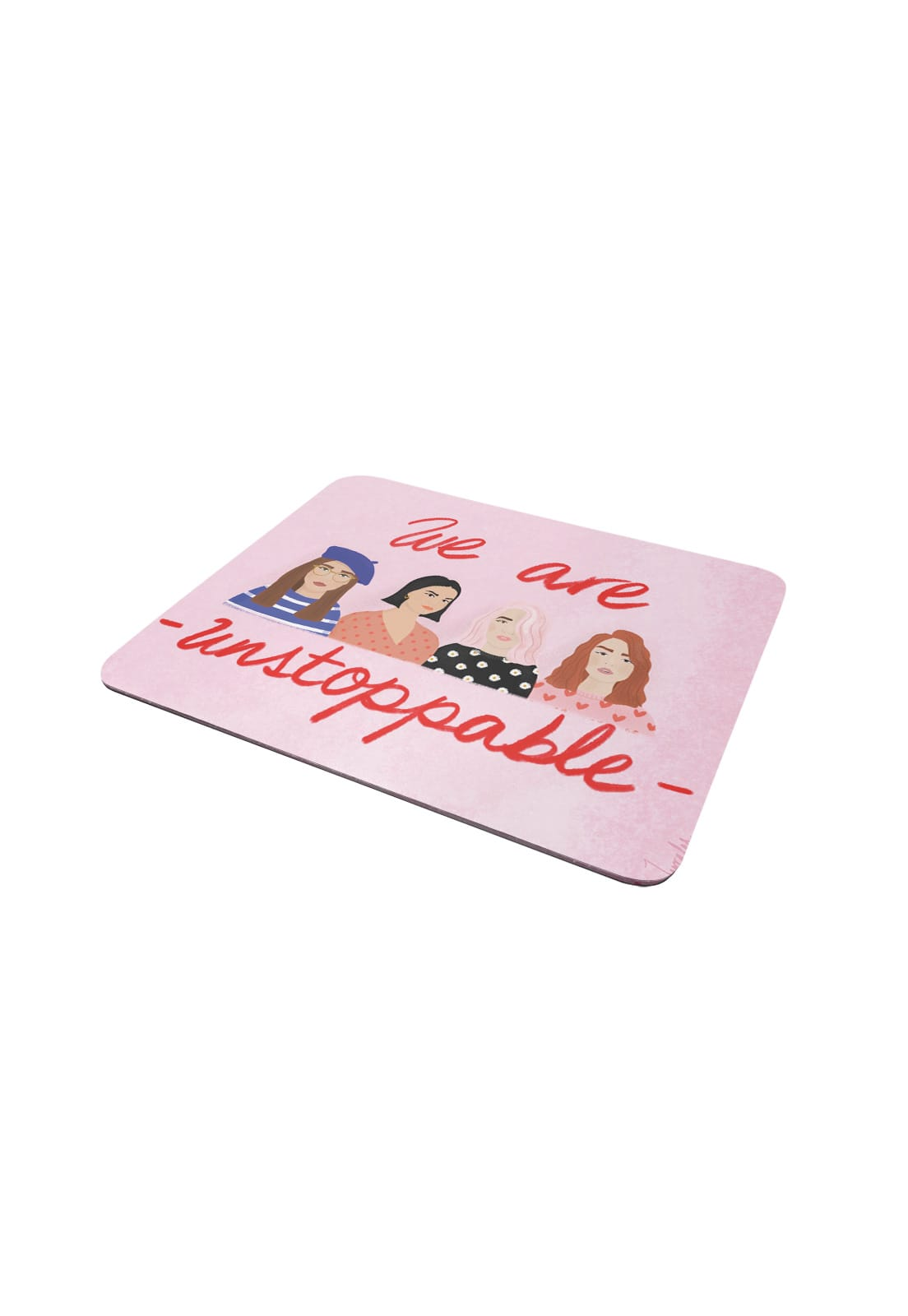 Mousepad We are