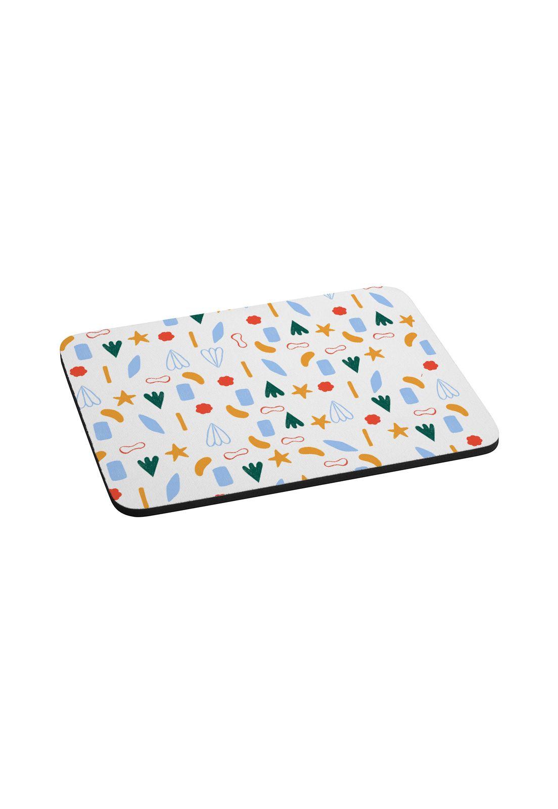 Mousepad Formas White
