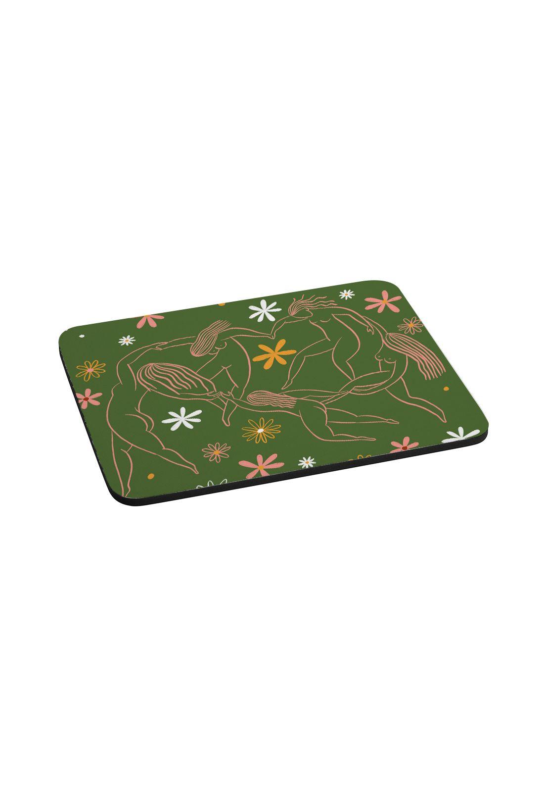 Mousepad Ladies Green