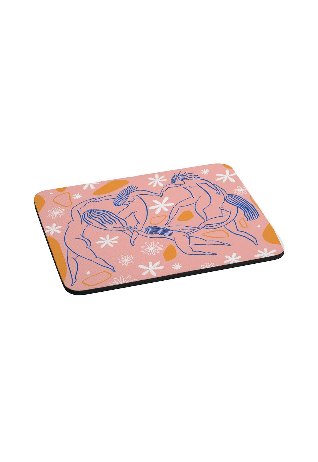 Mousepad Ladies in Pink