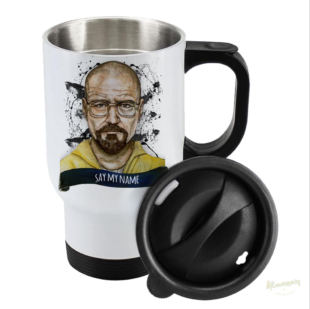Mug termico Walter White