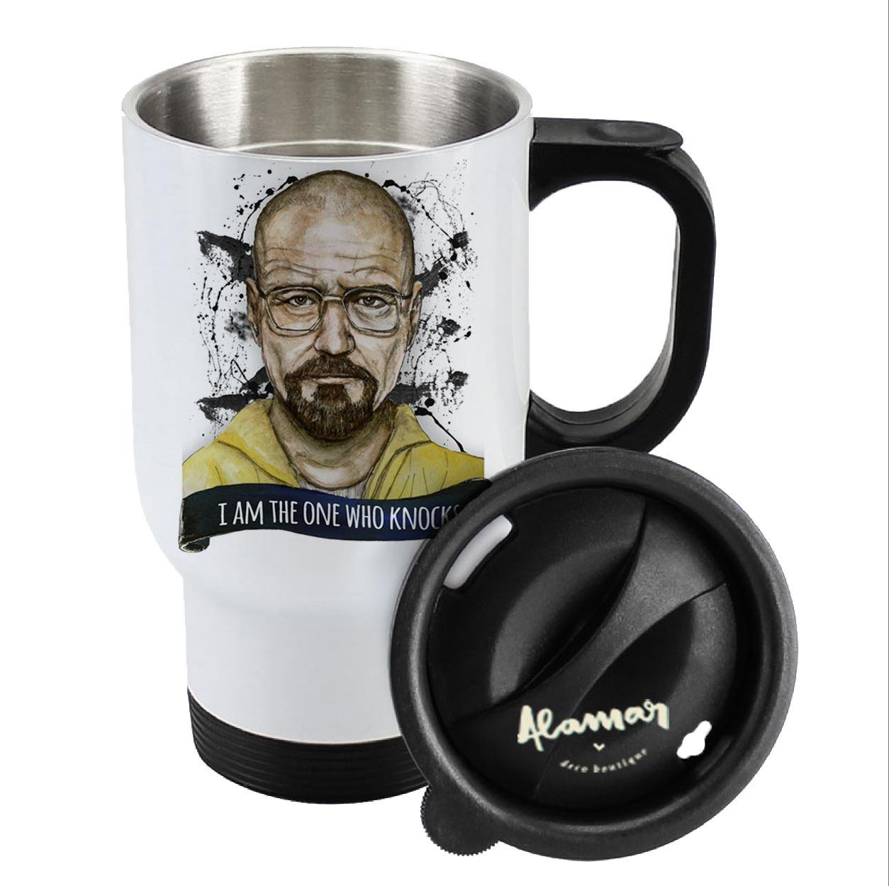 Mug Im The One Who Knocks
