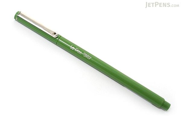 MARVY USHIDA - TIRALINEAS - LePen 0,3mm - olive green