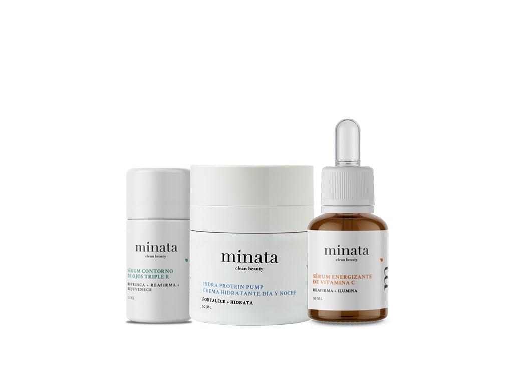 Pack Minata Beauty Essentials