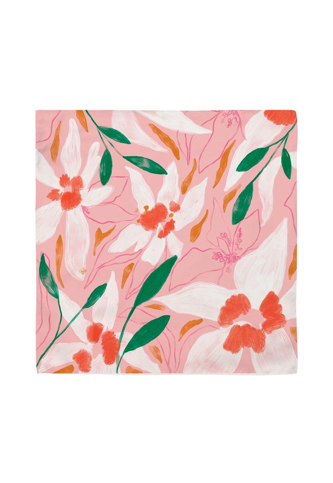 Pañuelo Floral Paint