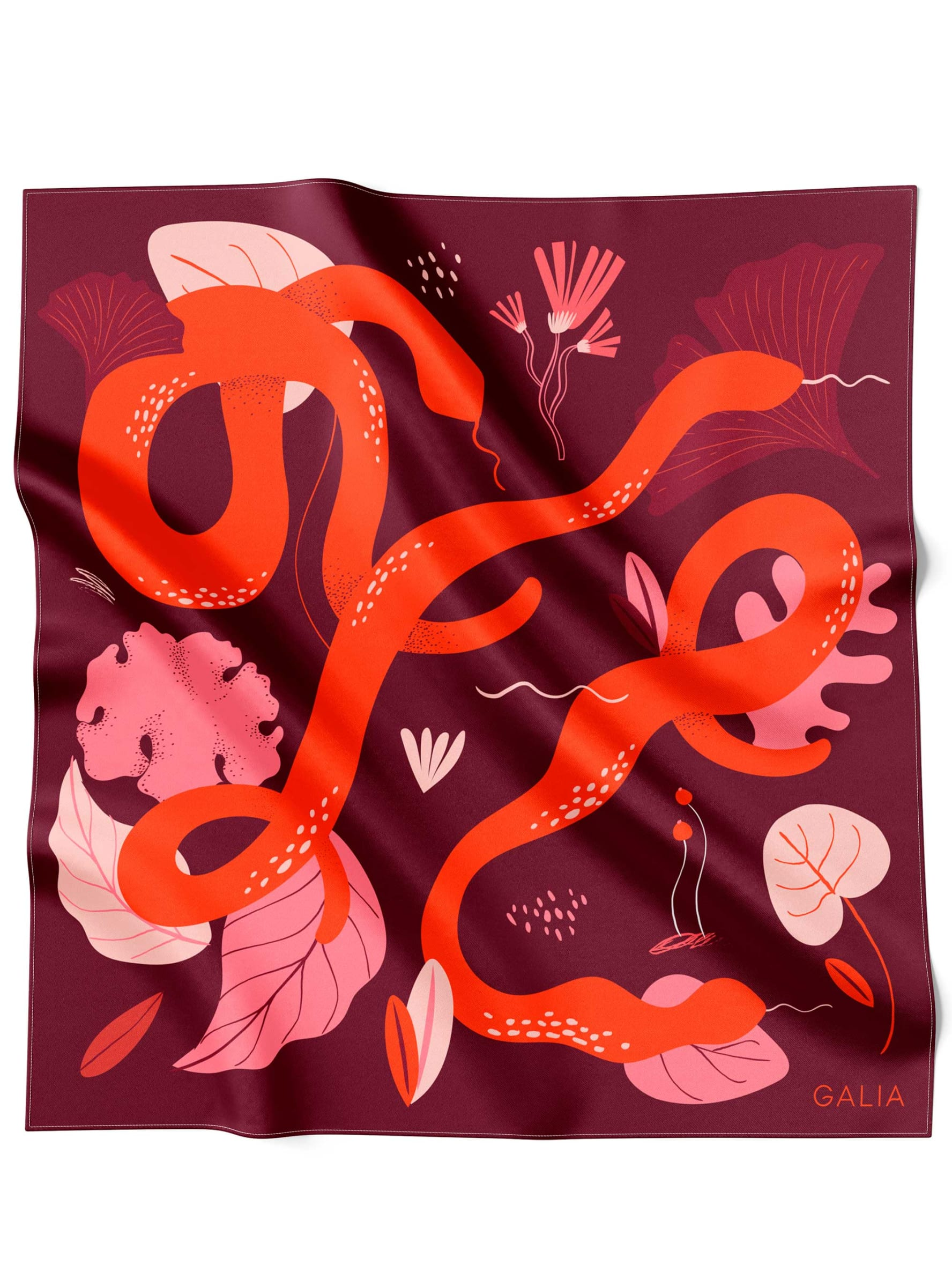 Pañuelo Serpientes Zodaria