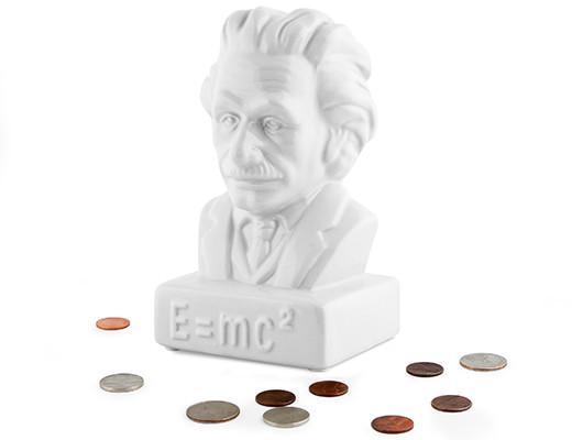 Einstein™ Money Bank