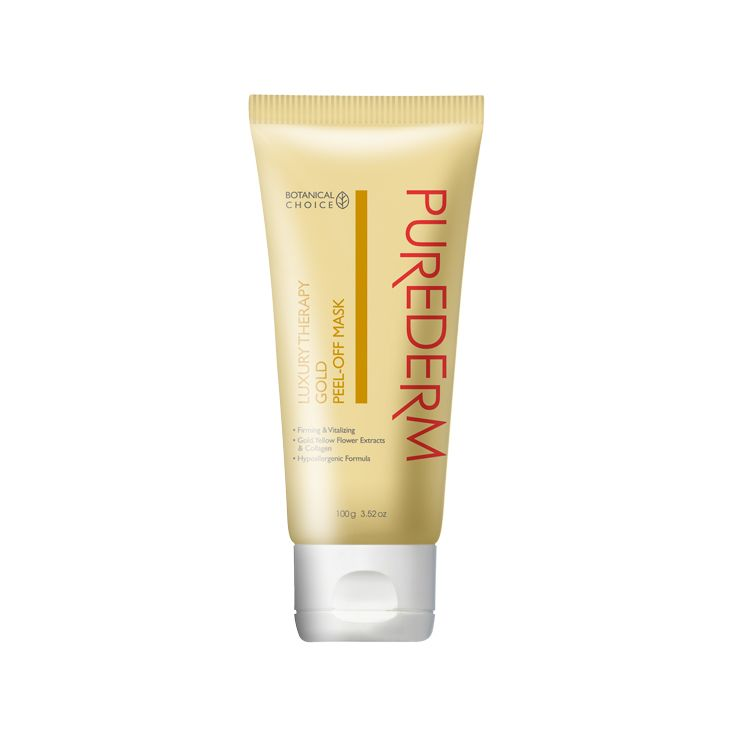 P/D Luxury Therapy Gold Peel-Off mask