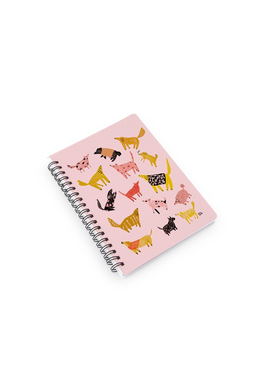 Cuaderno S Perritos Holly
