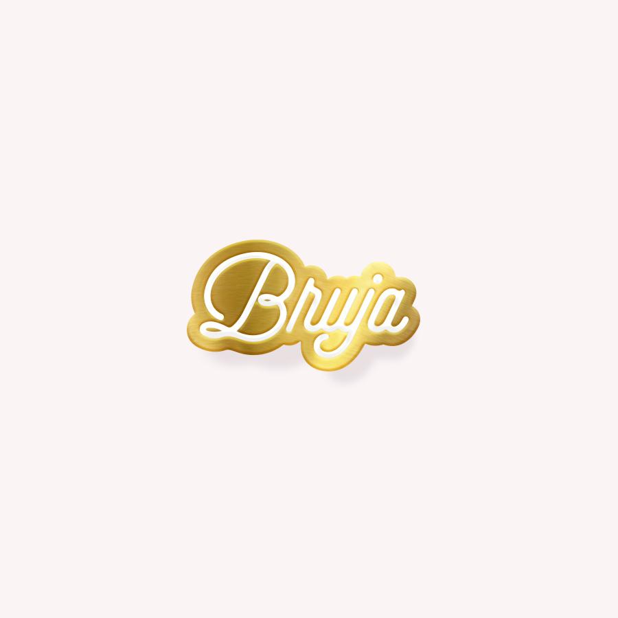 Pin - Amuleto Bruja