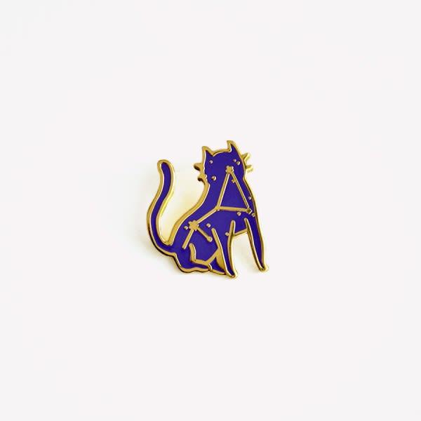 Pin - Amuleto Gato