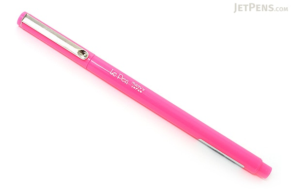 MARVY USHIDA - TIRALINEAS - LePen 0,3mm - pink
