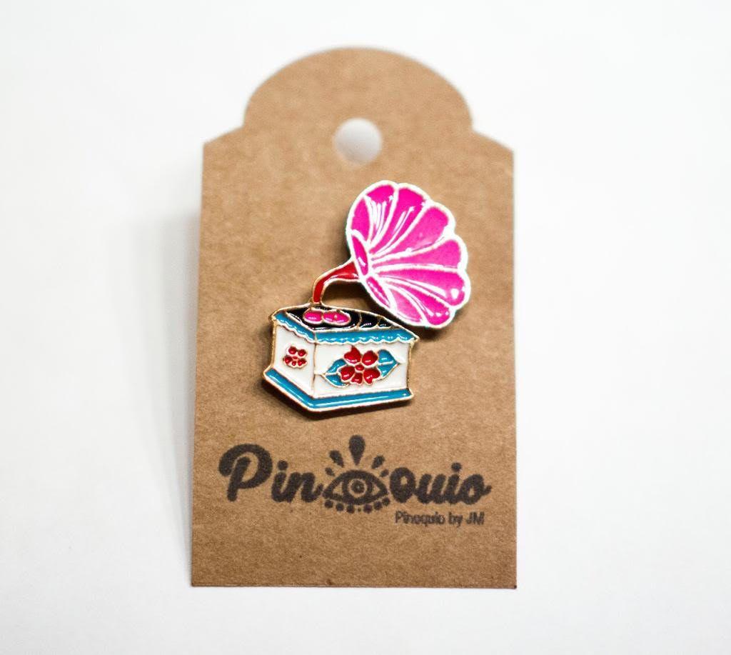 Pin Vitrola