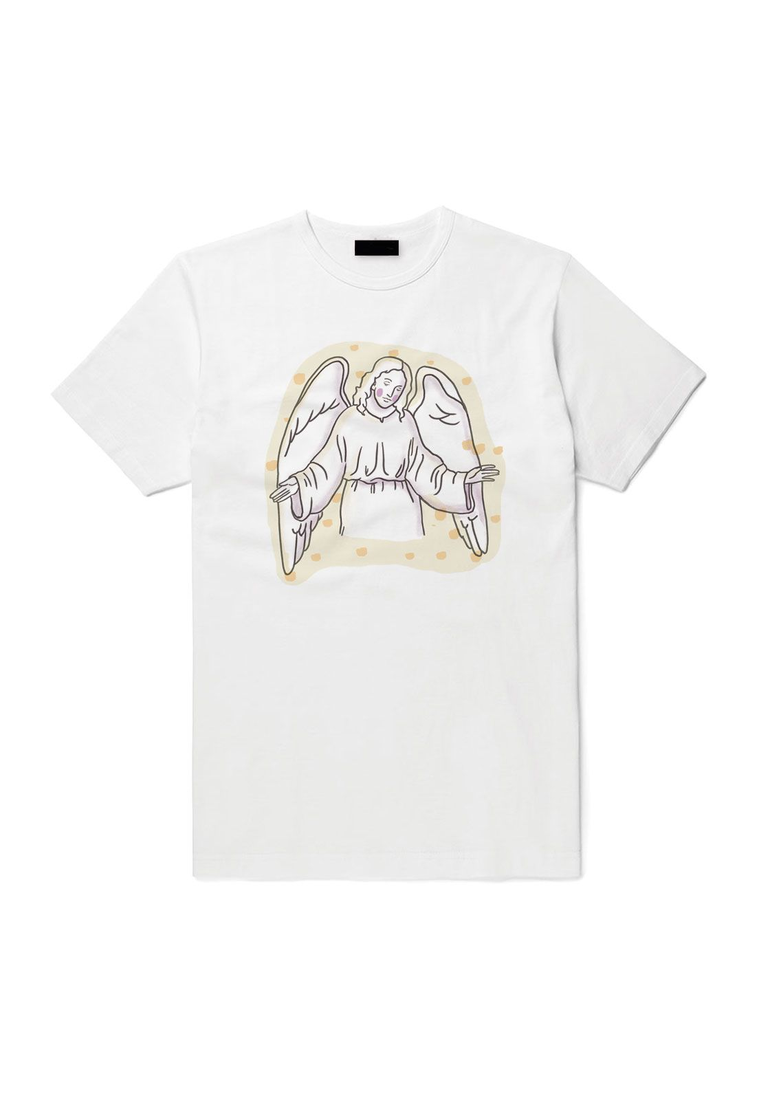 Polera Angel de la Guarda