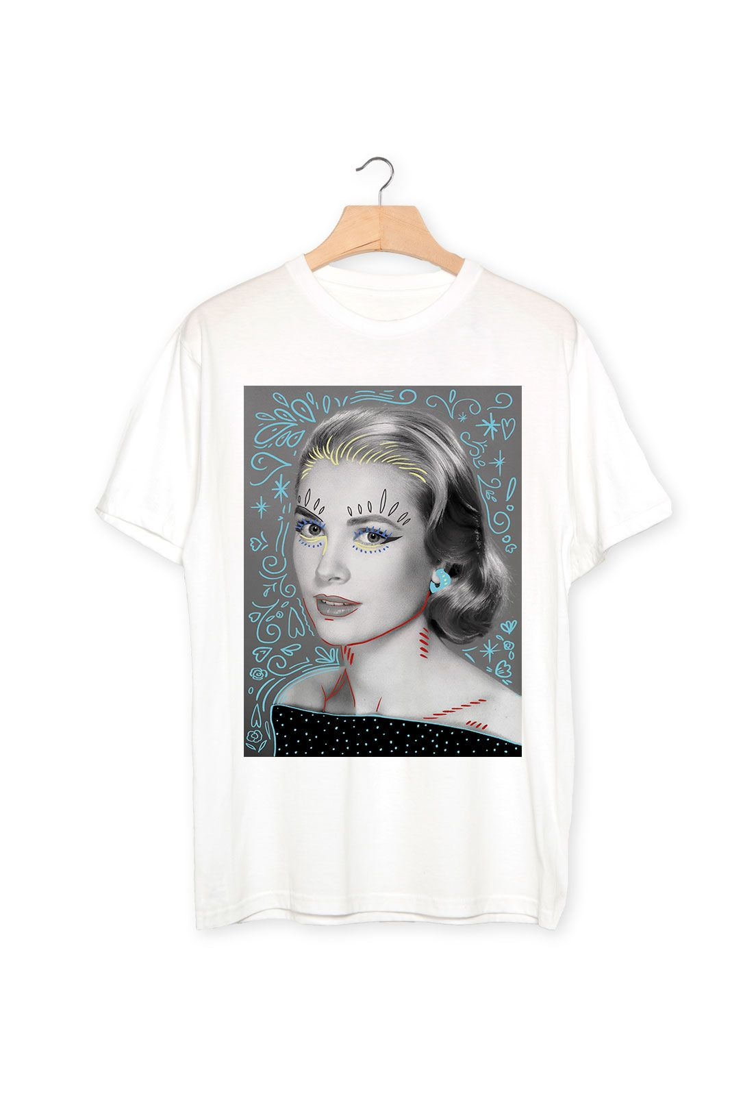 Polera Grace Kelly