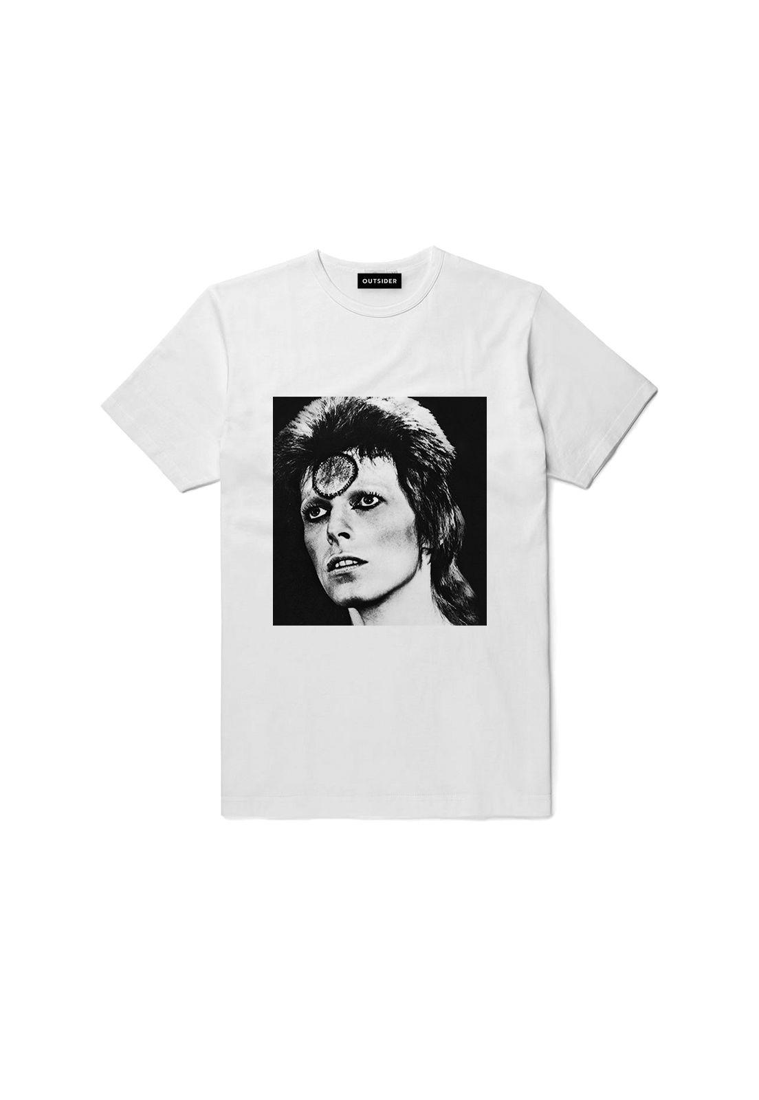 Polera Bowie Blanca