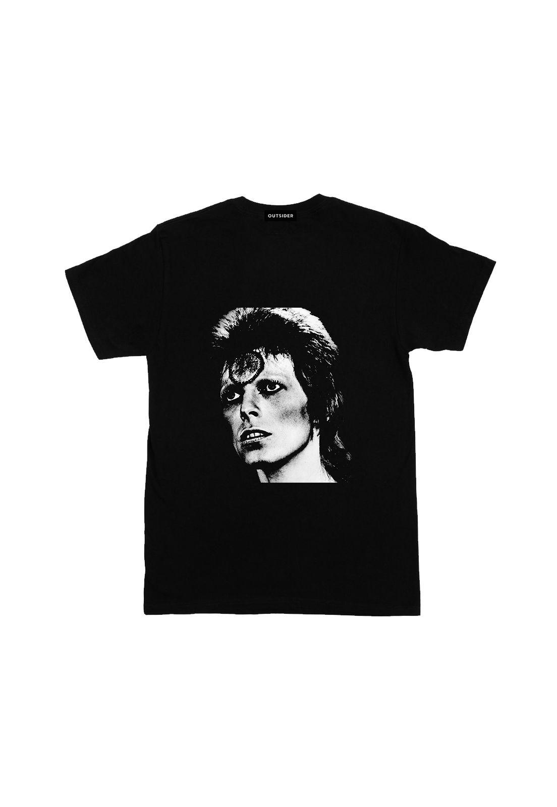 Polera Bowie Negra