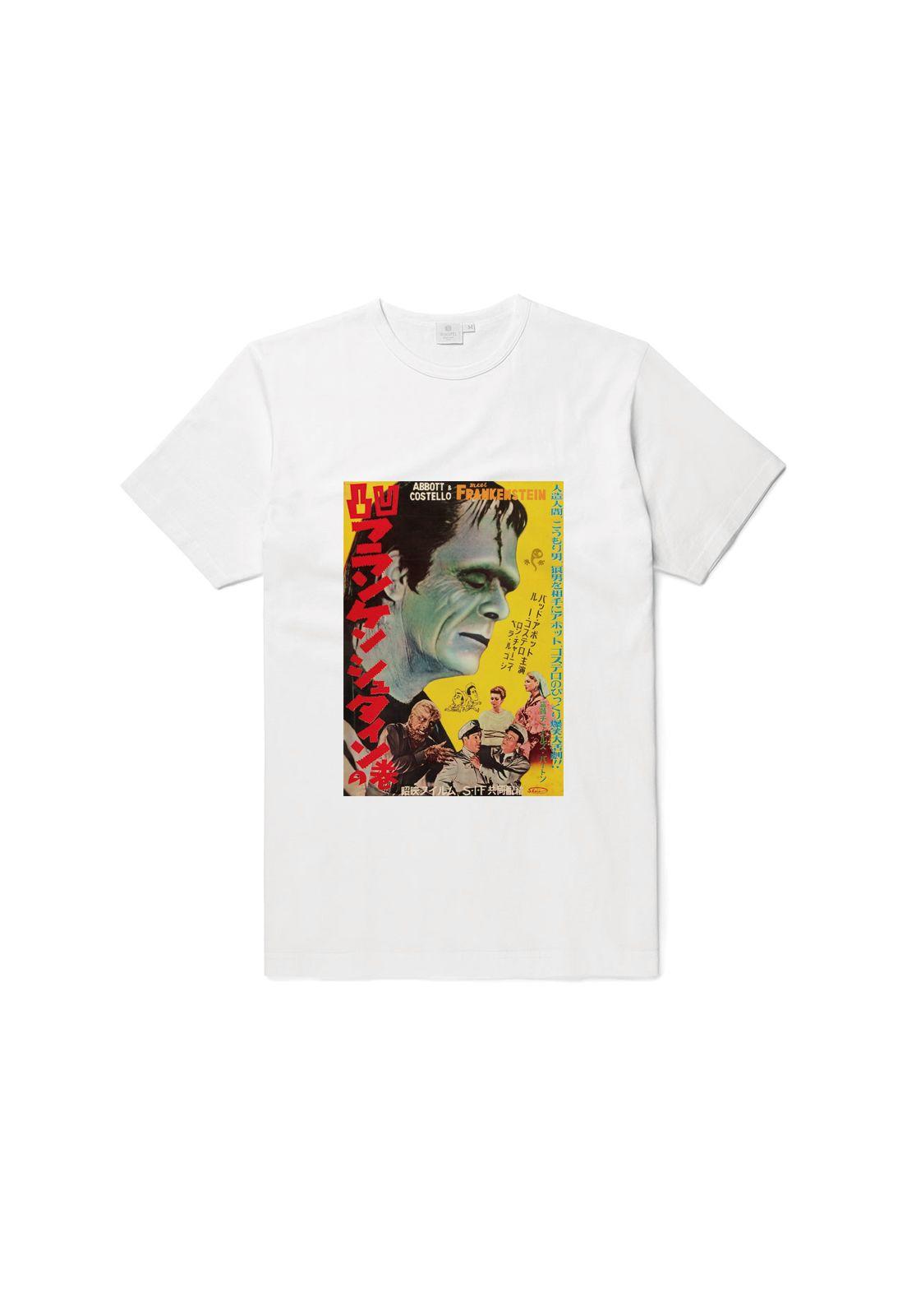 Polera Frankenstein - THE OUTSIDER