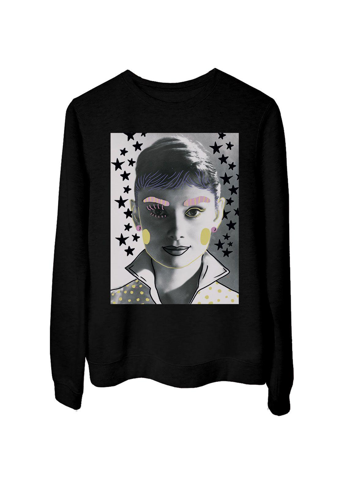 Poleron Audrey Hepburn Star