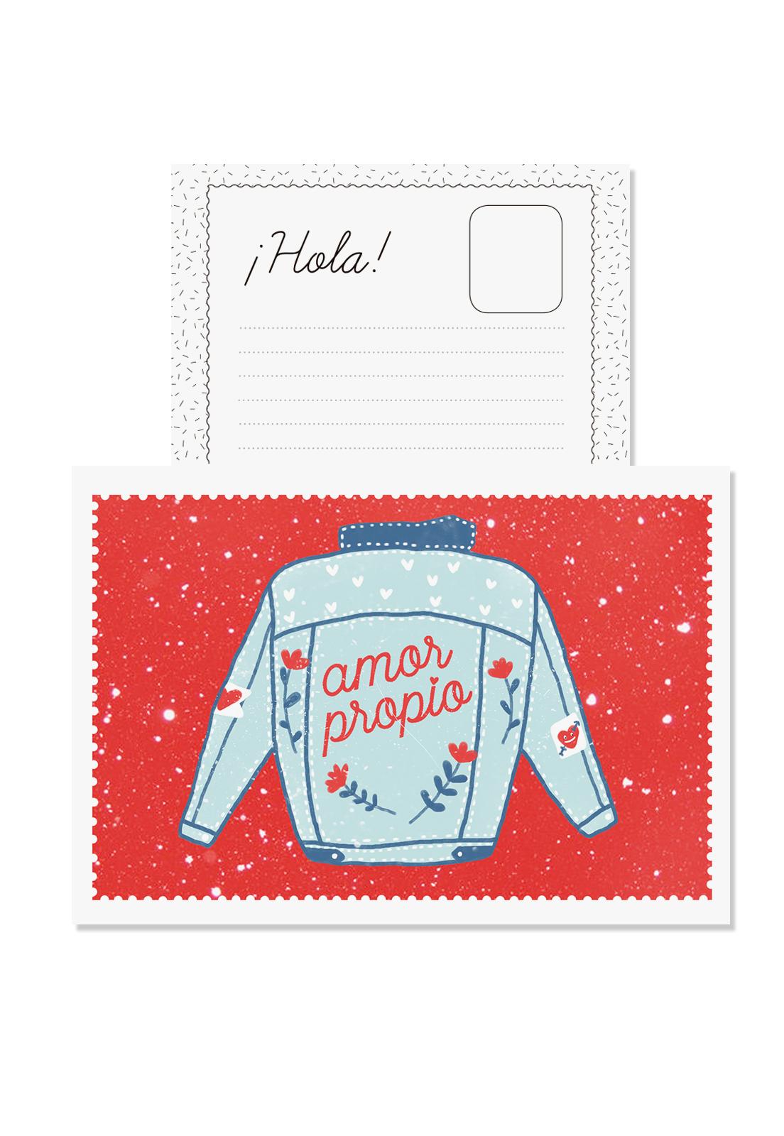 Postal Amor Propio