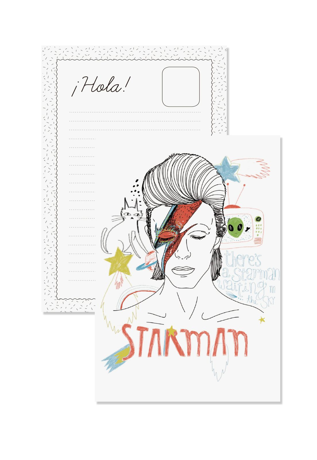 Postal Bowie