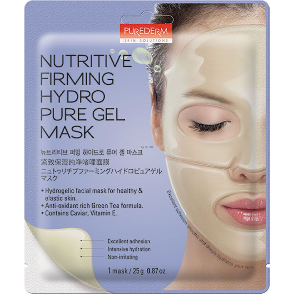 Nutritive Firming Hydro Pure Gel Mask