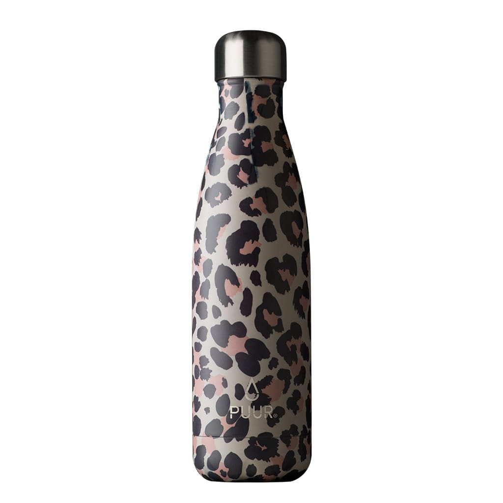 Puur Bottle Animal Print 500 ml